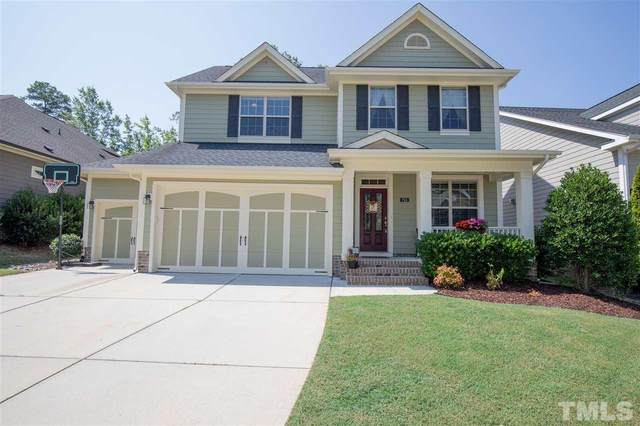 756 Ancient Oaks Drive, Holly Springs, NC 27540 (#2332660) :: Rachel Kendall Team