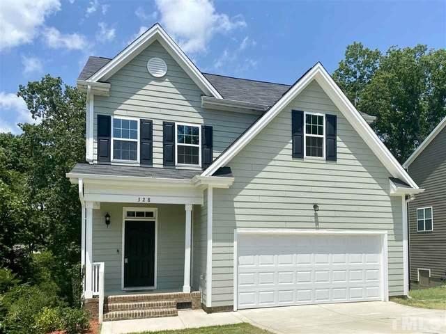 328 Nelson Lane, Clayton, NC 27527 (#2332668) :: Dogwood Properties