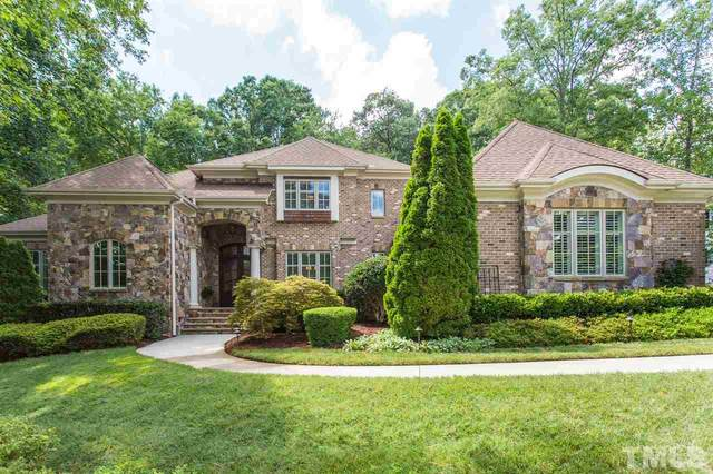 7125 Hasentree Club Drive, Wake Forest, NC 27587 (#2332678) :: Realty World Signature Properties