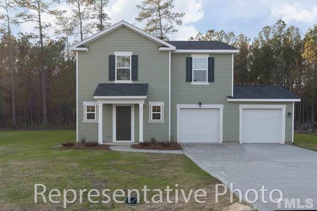 114 Forest Bend Way, Clayton, NC 27527 (#2332692) :: Rachel Kendall Team
