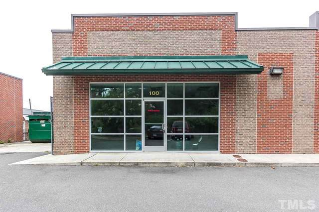 129 E Main Street #100, Youngsville, NC 27596 (#2332708) :: M&J Realty Group