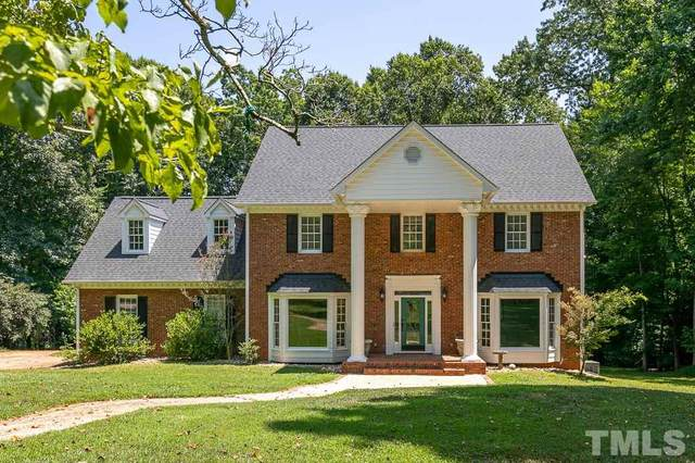 2501 Canonbie Lane, Wake Forest, NC 27587 (#2332715) :: Realty World Signature Properties