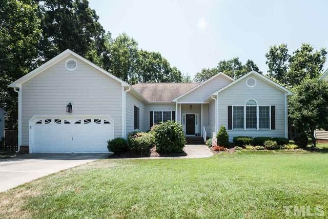 405 Turnberry Drive, Mebane, NC 27302 (#2332740) :: Dogwood Properties