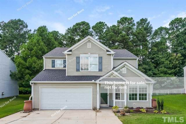 112 Sturminster Drive, Holly Springs, NC 27540 (#2332751) :: Dogwood Properties