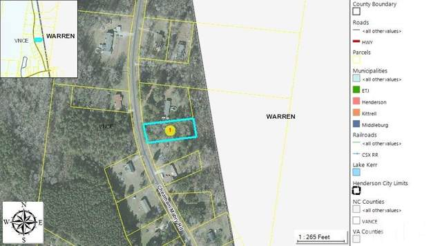 1873 Cheatham Mabry Road, Henderson, NC 27537 (MLS #2332754) :: Elevation Realty