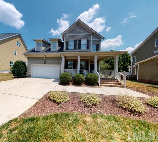 1029 Heritage Greens Drive, Wake Forest, NC 27587 (#2332771) :: Realty World Signature Properties