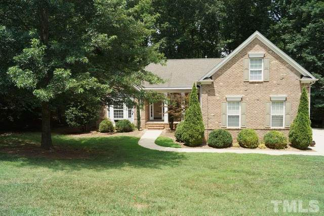 1406 Ainsworth Boulevard, Hillsborough, NC 27278 (#2332811) :: Dogwood Properties