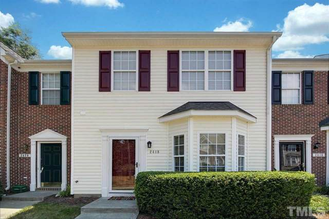 2418 Gaheris Court, Raleigh, NC 27614 (#2332815) :: Realty World Signature Properties