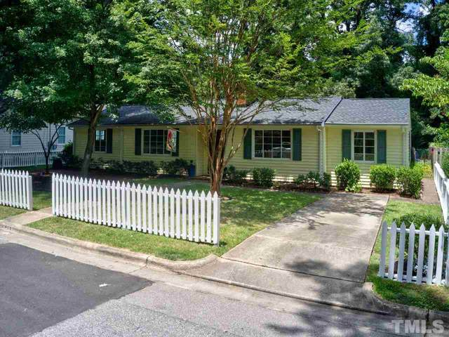 2816 Fowler Avenue, Raleigh, NC 27607 (#2332816) :: Raleigh Cary Realty