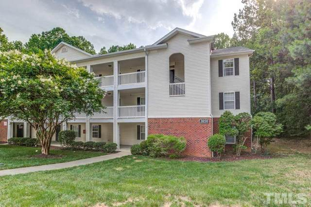 3050 Trailwood Pines Lane #301, Raleigh, NC 27603 (#2332819) :: Marti Hampton Team brokered by eXp Realty