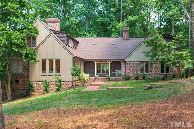 108 Longwood Drive, Chapel Hill, NC 27514 (#2332850) :: Realty World Signature Properties