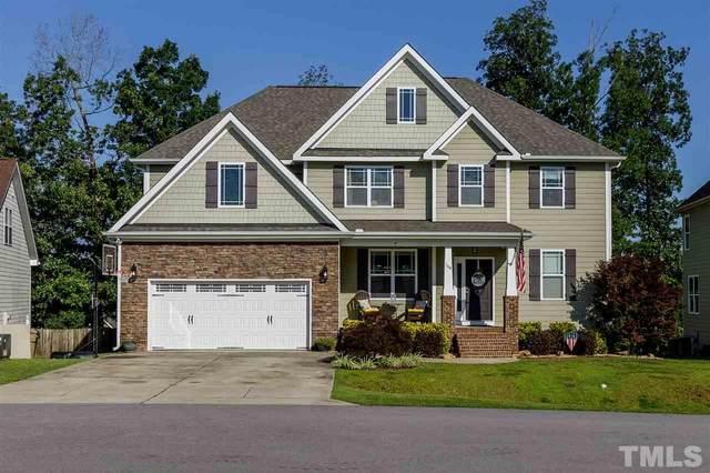 108 Faldo Ridge, Clayton, NC 27527 (#2332877) :: Dogwood Properties