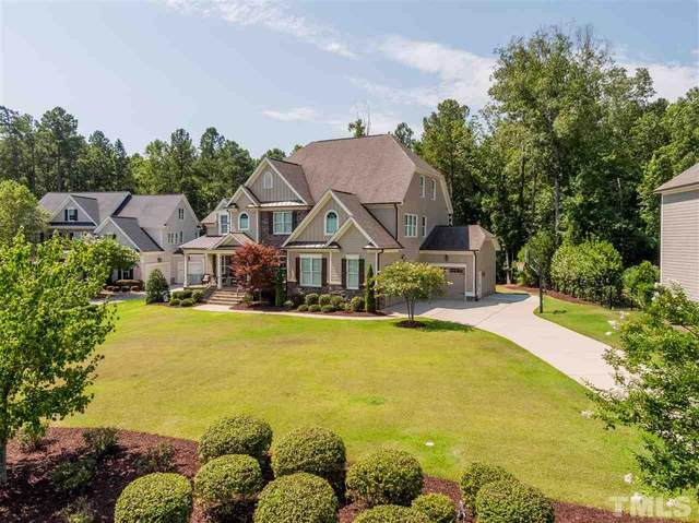 6901 Palaver Lane, Cary, NC 27519 (#2332892) :: Realty World Signature Properties