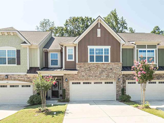 421 Methven Grove Drive, Cary, NC 27519 (#2332904) :: The Jim Allen Group