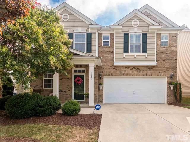 1131 Brookhill Way, Cary, NC 27519 (#2332924) :: Dogwood Properties