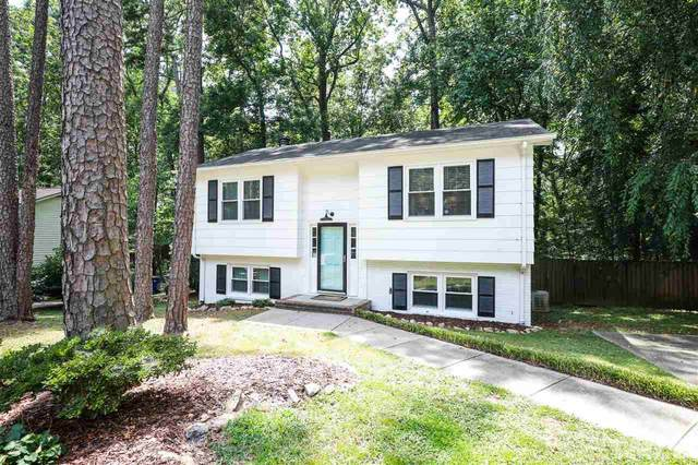 7309 Barberry Court, Raleigh, NC 27615 (#2332936) :: Realty World Signature Properties