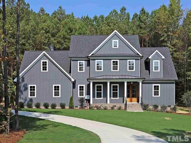 90 Morgan Ridge Way Lot 3, Chapel Hill, NC 27516 (#2332947) :: Realty World Signature Properties
