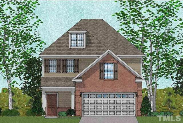 219 Mornington Place, Clayton, NC 27520 (#2332971) :: Triangle Just Listed