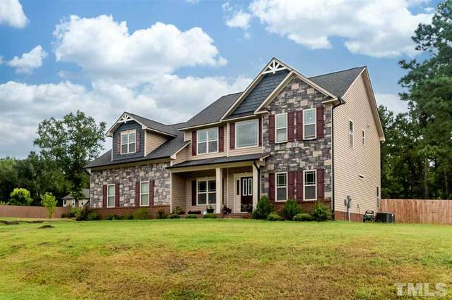 237 Gwendolyn Way, Fuquay Varina, NC 27526 (#2333037) :: Realty World Signature Properties