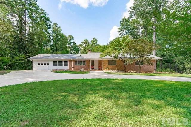 410 N Elliott Drive, Chapel Hill, NC 27514 (#2333119) :: Spotlight Realty