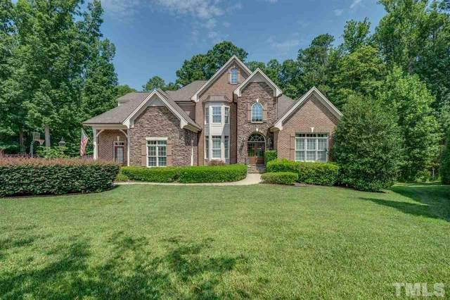 112 Pastro Court, Apex, NC 27502 (#2333131) :: Triangle Just Listed