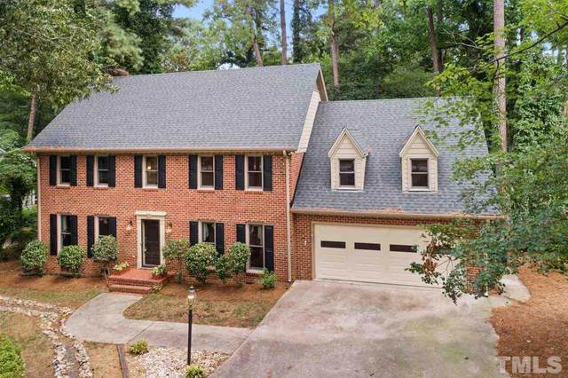 4018 Glen Laurel Drive, Raleigh, NC 27612 (#2333137) :: Saye Triangle Realty
