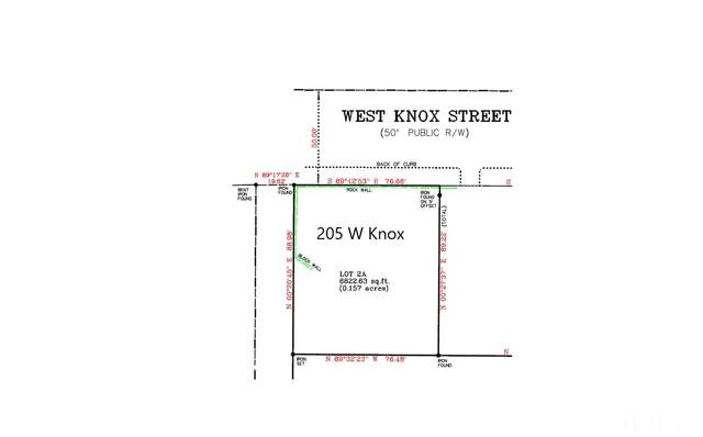 205 W Knox Street, Durham, NC 27701 (#2333145) :: Real Estate By Design