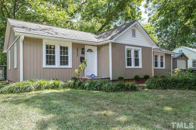 2923 Okelly Street, Raleigh, NC 27607 (#2333155) :: Raleigh Cary Realty