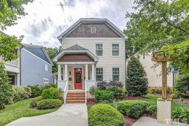 104 Henderson Street, Raleigh, NC 27607 (#2333219) :: Raleigh Cary Realty