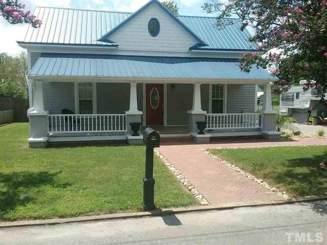 207 W Harnett, Benson, NC 27504 (#2333245) :: Realty World Signature Properties
