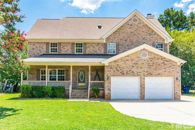 5125 Huntingdon Drive, Raleigh, NC 27606 (#2333264) :: M&J Realty Group