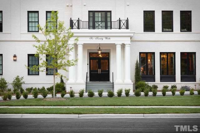 620 Wade Avenue #506, Raleigh, NC 27605 (#2333282) :: Dogwood Properties