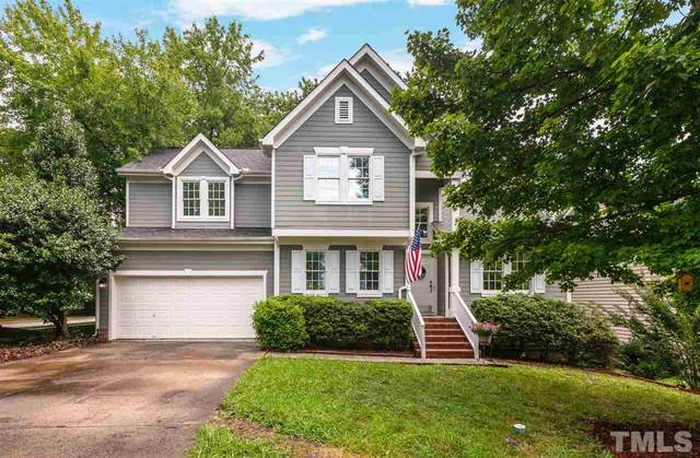 112 Deep Gap Run, Cary, NC 27519 (#2333304) :: M&J Realty Group