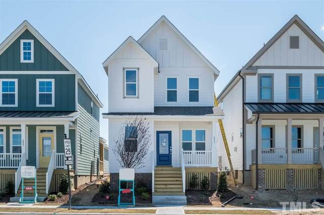 6248 Taylor Road #1205, Wendell, NC 27591 (#2333369) :: Realty World Signature Properties