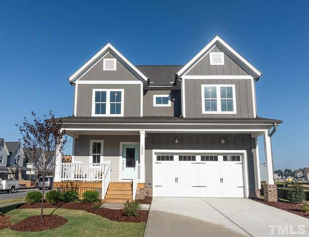 1353 Tumbling River Drive #1353, Wendell, NC 27591 (#2333375) :: Realty World Signature Properties