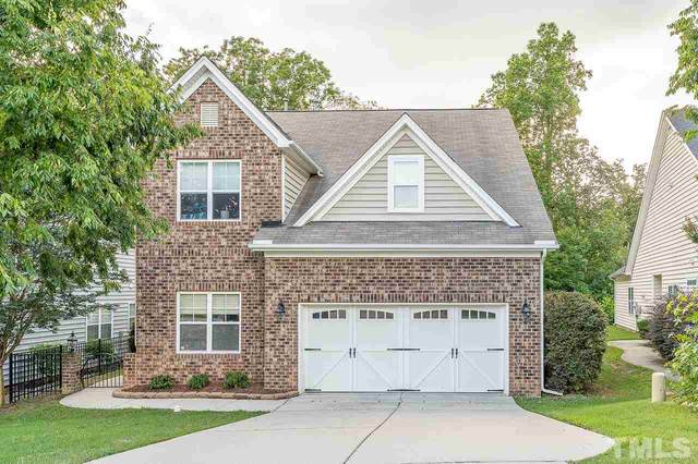 216 Bally Shannon Way, Apex, NC 27539 (#2333382) :: Realty World Signature Properties