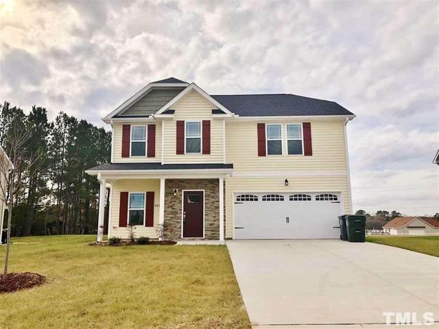 285 Longdeer Drive Buckingham, Wendell, NC 27591 (#2333390) :: The Rodney Carroll Team with Hometowne Realty