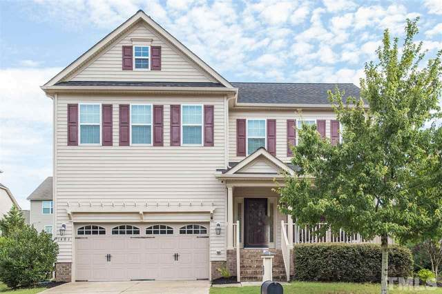 1404 Everette Fields Road, Morrisville, NC 27560 (#2333392) :: Marti Hampton Team brokered by eXp Realty