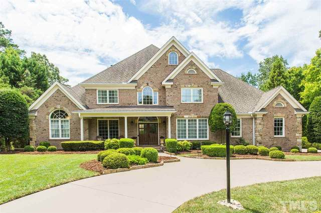 107 Morganscliff Court, Chapel Hill, NC 27517 (#2333397) :: Realty World Signature Properties