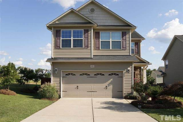 404 Mccarthy Drive, Clayton, NC 27527 (#2333407) :: Dogwood Properties