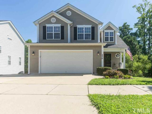 456 Texanna Way, Holly Springs, NC 27540 (#2333444) :: RE/MAX Real Estate Service