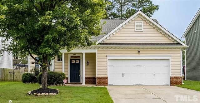 240 Pearson Place, Clayton, NC 27527 (#2333448) :: Dogwood Properties