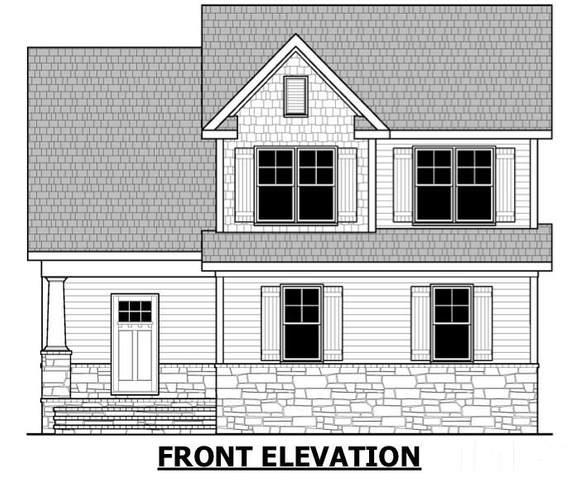 257 Buhrstone Mill Street, Zebulon, NC 27597 (#2333468) :: Dogwood Properties