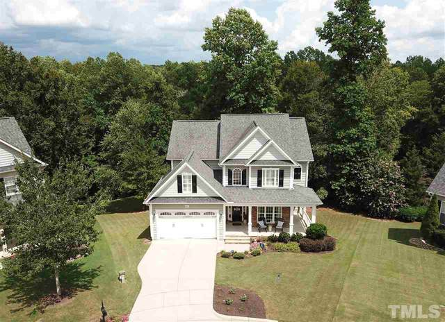 406 Mill Creek Drive, Clayton, NC 27527 (#2333520) :: Real Estate By Design
