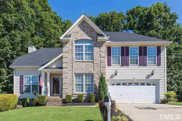 2505 Lenox Hill Terrace, Raleigh, NC 27615 (#2333584) :: Triangle Top Choice Realty, LLC