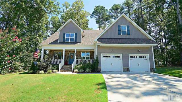 205 Petal Grove Court, Youngsville, NC 27596 (#2333599) :: The Perry Group