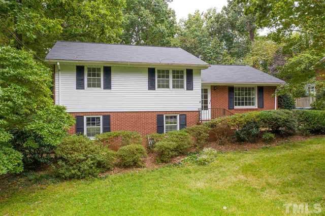 3205 Ward Road, Raleigh, NC 27604 (#2333606) :: Dogwood Properties