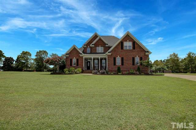 39 W Paige Wynd Drive, Angier, NC 27501 (#2333607) :: Raleigh Cary Realty