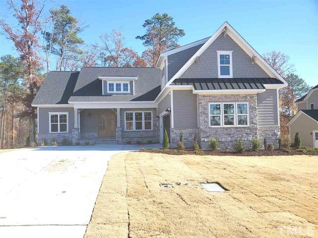 85 Beech Slope Court, Chapel Hill, NC 27517 (#2333615) :: Dogwood Properties