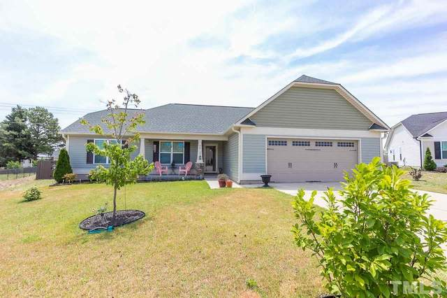 70 Seahorse Court, Benson, NC 27504 (#2333638) :: Triangle Top Choice Realty, LLC